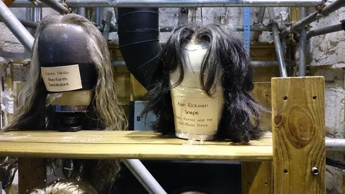Alan Rickman Snape Hair