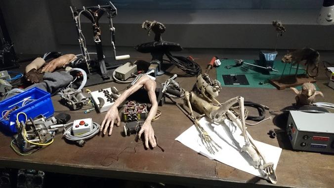Harry Potter Creature Workshop