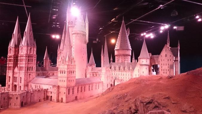 Hogwarts Model 3