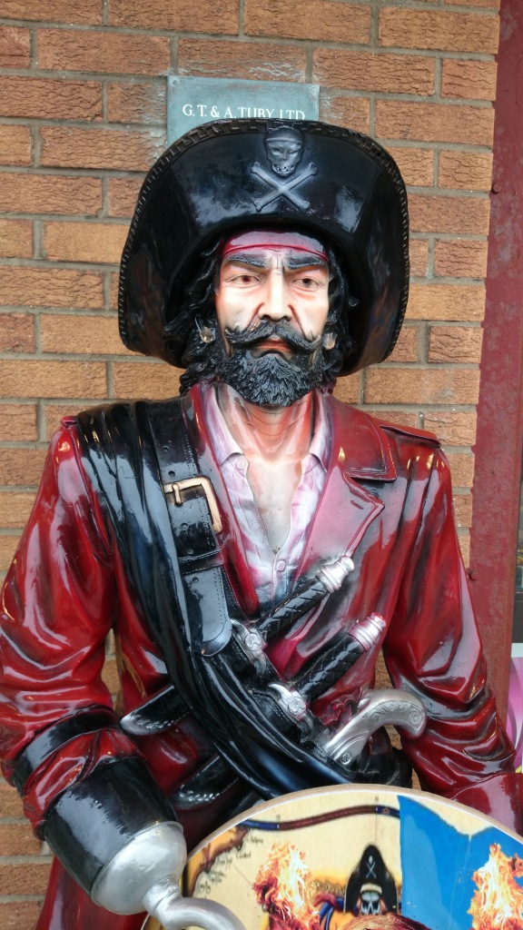 Whitby Pirate