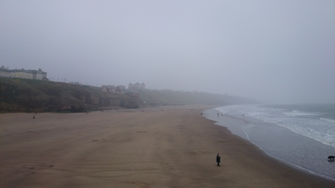 Whitby Beach