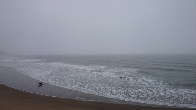 Whitby Beach 2