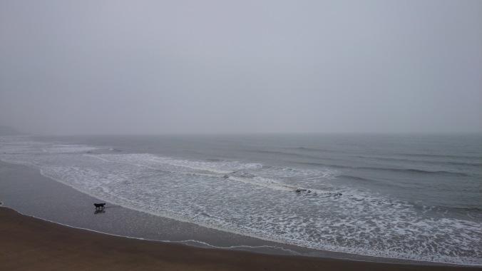 Whitby Beach 2