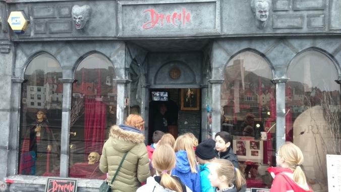 Whitby Dracula Experience