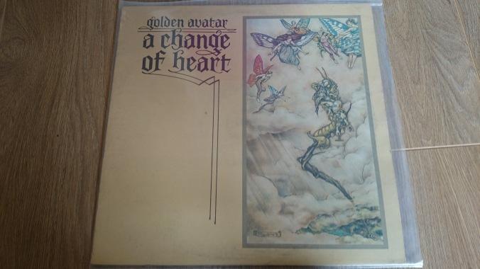 Golden Avatar - A Change of Heart