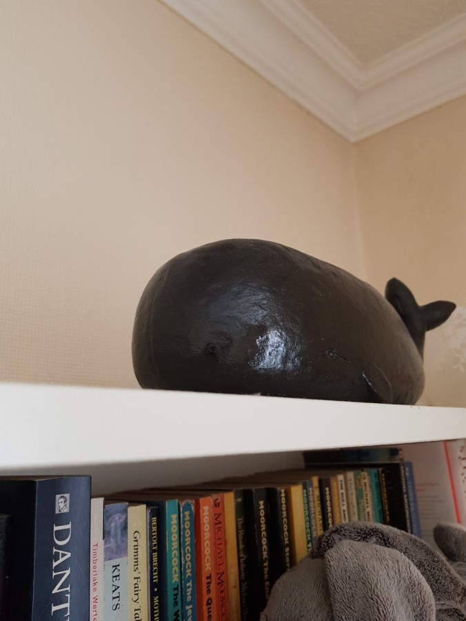 Wooden Whale 2